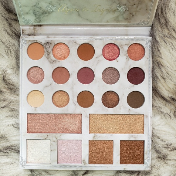 Image result for carli bybel palette""